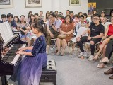 Pianovers Recital 2019, Yu En Shayne performing for us