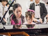 Pianovers Recital 2019, Jenny Soh, and Chia I-Wen performing