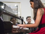 Pianovers Recital 2019, Jeslyn Peter performing