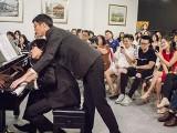 Pianovers Recital 2019, Jonathan Lam, and Teh Yuqing performing #2