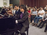 Pianovers Recital 2019, Jonathan Lam, and Teh Yuqing performing #4