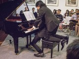 Pianovers Recital 2019, Jonathan Lam, and Teh Yuqing performing #5