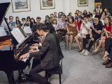 Pianovers Recital 2019, Jonathan Lam, and Teh Yuqing performing #6