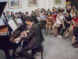 Pianovers Recital 2019, Jonathan Lam, and Teh Yuqing performing #6