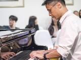 Pianovers Recital 2019, Gan Theng Beng performing