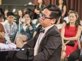 Pianovers Recital 2019, Xavier Hui performing