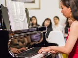 Pianovers Recital 2019, Vivian Khuu performing