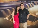 Pianovers Recital 2019, Vivian Khuu, and her husband #2