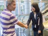 Pianovers Meetup #145, Albert Chan, and Suntec Staff
