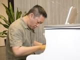 Pianovers Meetup #145, Gavin Koh performing