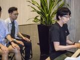 Pianovers Meetup #145, Pek Siew Tin performing