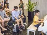 Pianovers Meetup #145, Yiyang performing
