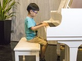 Pianovers Meetup #145, Eldan Low performing