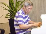Pianovers Meetup #145, Albert Chan performing for us