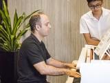 Pianovers Meetup #145, Nikolaos Smyrnakis performing