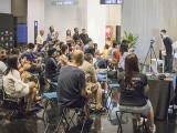 Pianovers Meetup #145, Applause for Nikolaos Smyrnakis
