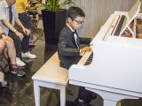 Pianovers Meetup #145, Theodore Lee performing
