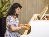 Pianovers Meetup #145, Susie Phua performing