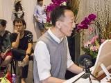 Pianovers Meetup #146, Yu Teik Lee performing