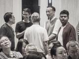 Pianovers Meetup #146, Chris Khoo, Gan Theng Beng, Albert Chan, and Yu Teik Lee