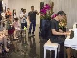 Pianovers Meetup #146, Gan Theng Beng performing