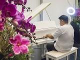 Pianovers Meetup #146, Lewis Lee Han Sang performing