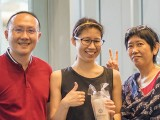 Pianovers Meetup #147 (CNY Themed), Sng Yong Meng, Janice Liew, and Lim Ee Fong