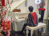 Pianovers Meetup #147 (CNY Themed), Lim Ee Fong performing