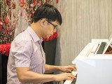 Pianovers Meetup #148 (Special), Jeremy Chan performing