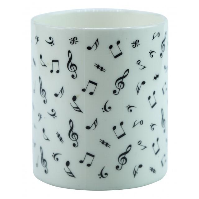 Musical Plastic Mug