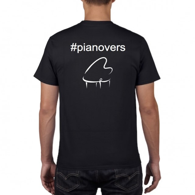 Pianovers T-Shirt 2018