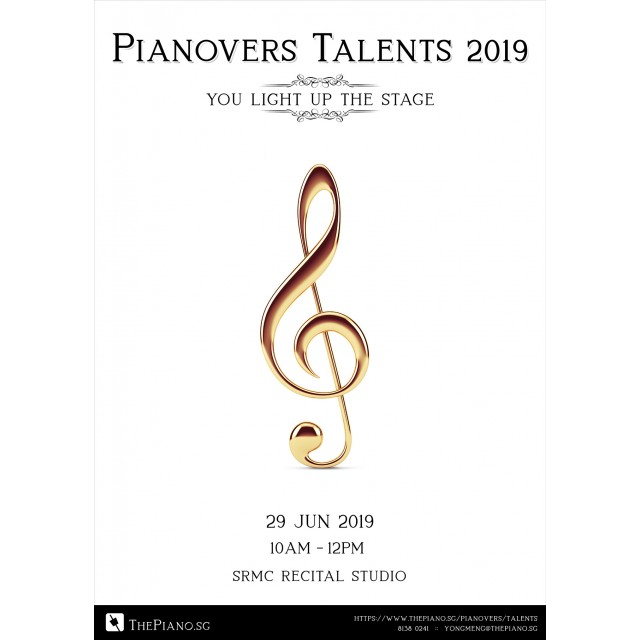 Pianovers Talents 2019