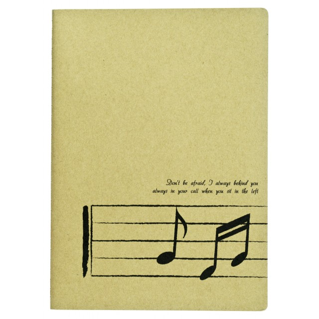 Musical Notation Manscript Paper
