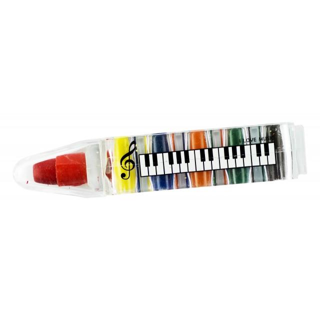 Rainbow Crayon Stick