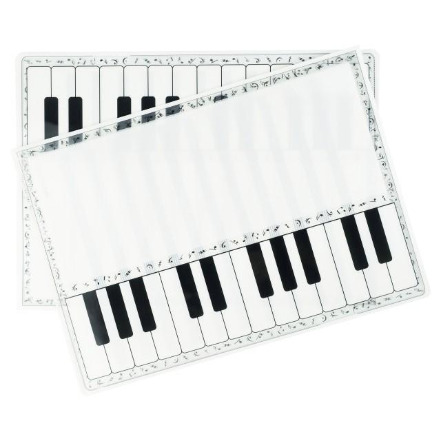 Plastic Music Folder