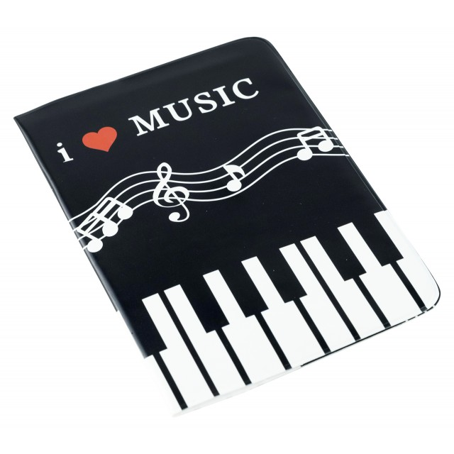 Musical Passport Holder