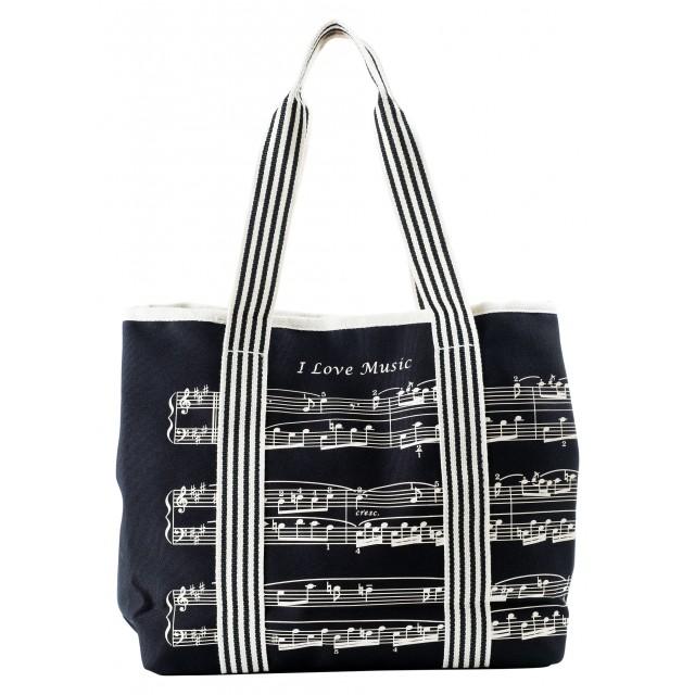Music Canvas Bag