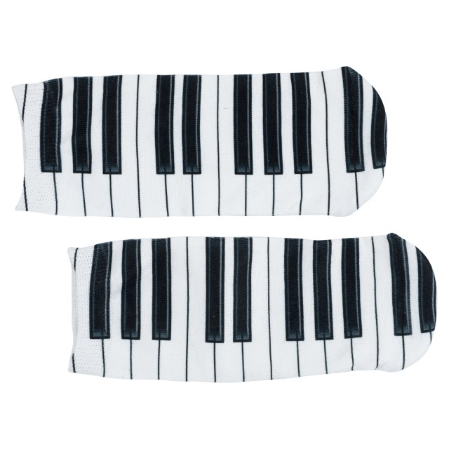 Piano Ankle Sock
