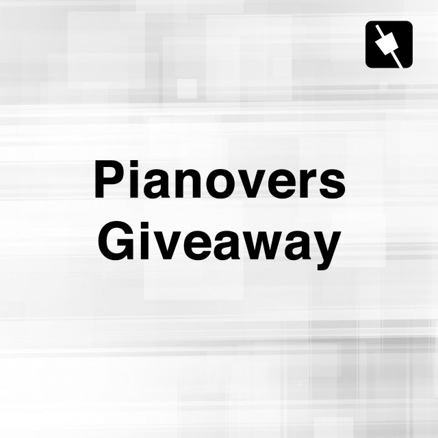 Pianovers Giveaway