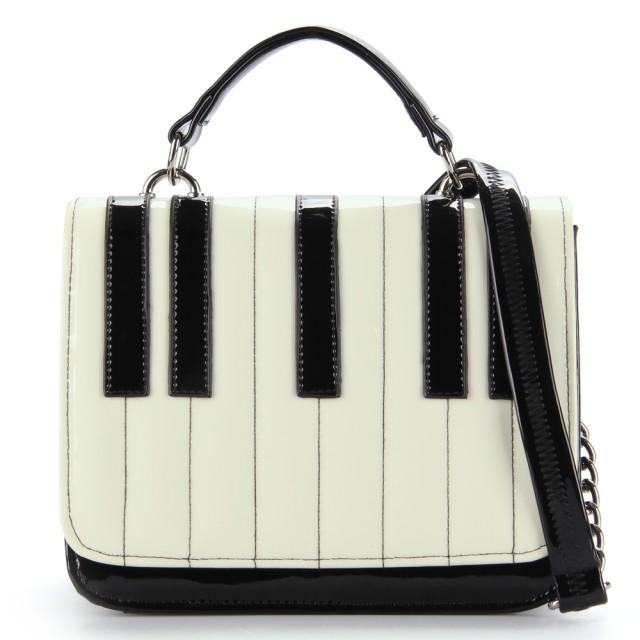 Square Piano Chain Bag