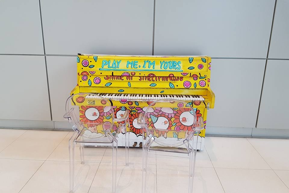Piano at Fusionopolis One