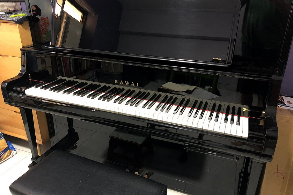 Kawai K8 with Silent AnytimeX | Used Piano | ThePiano SG