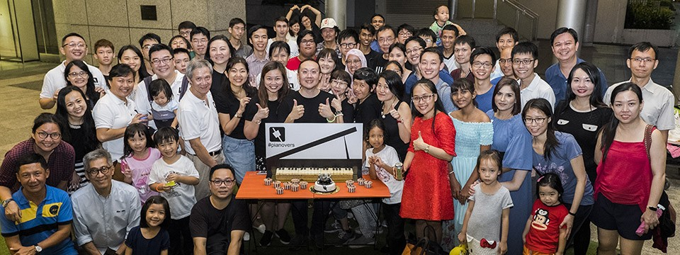 Pianovers Meetup #100 (Celebratory Themed) Digest