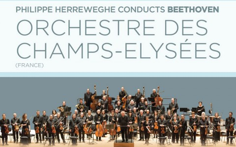 Philippe Herreweghe conducts Beethoven, Orchestre des Champs-Elysées