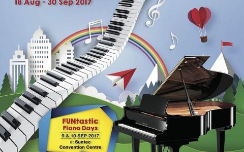 Yamaha Piano Fair 2017