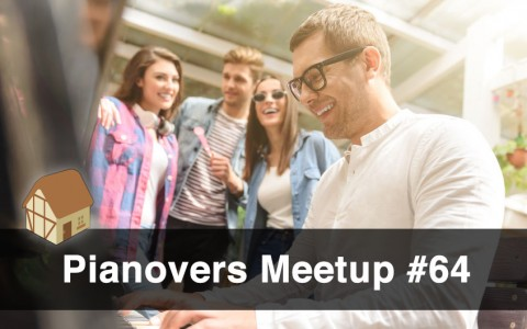 Pianovers Meetup #64 (Ferry Point Chalet)