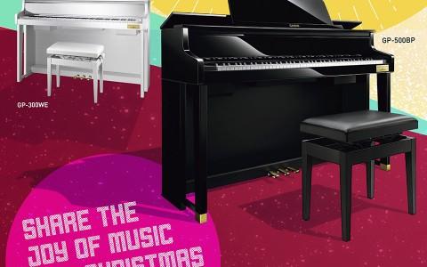 Casio Piano Jamming Party @ Suntec 2017