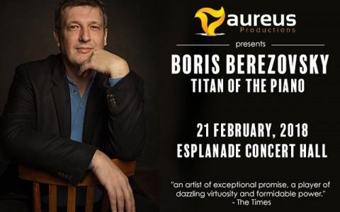 Aureus Productions Presents - Boris Berezovsky: Titan Of The Piano