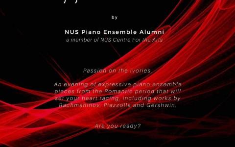 Touched : Appassionata by NUS Piano Ensemble Alumni