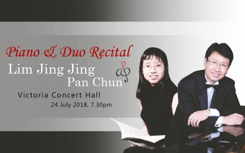 Piano & Duo Recital By Lim Jing Jing & Pan Chun